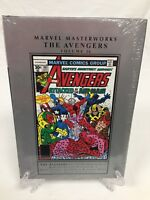 The Avengers Volume 16 Collects #150-163 Marvel Masterworks HC New Sealed