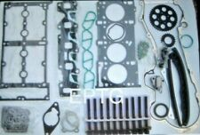 FIAT PANDA PUNTO DOBLO 500 1.3 JTD TIMING CHAIN KIT HEAD GASKET SET HEAD BOLTS
