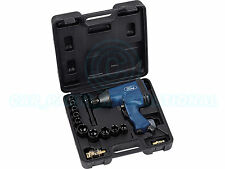 FORD TOOLS 16pc Air Impact Wrench Kit in Blow Molded Case inc. Impact Sockets