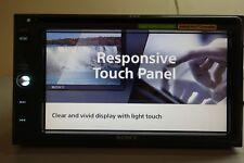 "Sony XAV-AX200 2-DIN In-Dash CD MP3 Bluetooth Receiver w/ 6.4"" Touchscreen (R325"