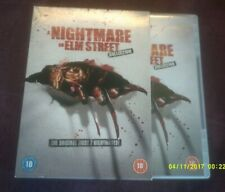 A NIGHTMARE ON ELM STREET COLLECTION DVD BOX SET 7 FILMS