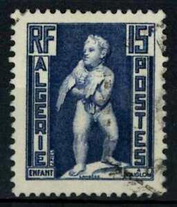 Algeria 1952 SG#310, 15f Apollo Of Cherchel Used #E91106