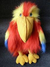 The Puppet Company-Grand Oiseaux-Ara rouge avec Squark