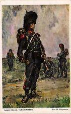 CPA MILITAIRE Armee Belge-Grenadier (315534)