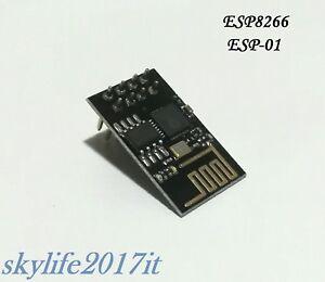Modulo WiFi ESP-01 chip ESP8266 scheda wireless Arduino