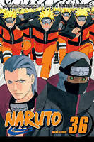 Naruto Vol 36 by Masashi Kishimoto 2009 VIZ Media Manga English
