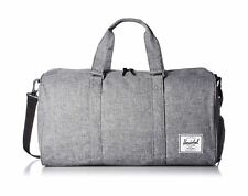 Herschel Supply Co Duffle Duffel Bag Waterproof Travel Gym Bag Raven Raven Gray