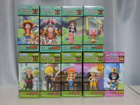 ONE PIECE World Collectable Figure Straw Hat Pirates all 9 vol.23 25 28 JAPAN