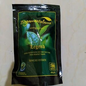 Ceylon Tea 400g Bogawanthalawa Legend Pure Black Tea 100% Pure Ceylon Tea