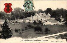 CPA    Le Cháteau de Monthairons (Meuse)   (432232)