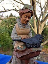 Elf Gnome Pixie TOM CLARK Professional Nurses FLORENCE NIGHTINGALE Scuplture ❤️