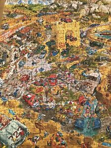 Heye Jigsaw Puzzle 1500 Jabo Rallye Italia