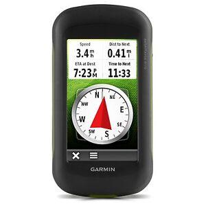 Garmin Montana 610 Large Touchscreen Outdoor GPS w/ GLONASS 010-01534-00