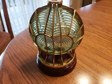 Harbour Lights Fresnel Lens #678 Pt Vincente Mint Condition Coa and All Packing