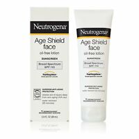 Neutrogena Age Shield Face Lotion Sunscreen Broad Spectrum SPF 110, 3.0 FL OZ