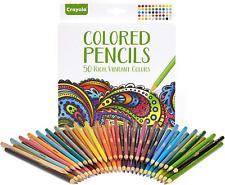 Colored Pencil Set  Coloring Supplies Artist Color Pencils Kids School 50