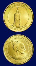 DENMARK 20 KRONER 2004 THE GOOSE TOWER  UNCIRCULATED