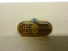 Renault Amber Wing Repeater  NEW  Rounded Rectangle  Clio  Megane  Twingo  R19