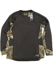 UNDER ARMOUR WOMEN'S XL COLDGEAR UA EXTREME BASE LONGSLEEVE SHIRT NWT