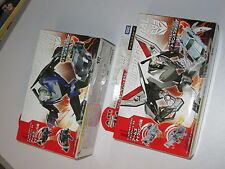 Takara Transformers lot of 2 AM-14 Vehicon & AM-34 Vehicon Jet General MIB