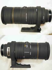 sigma 50-500mm f4.5-6.3 apo ex hsm - This lens is in great condition