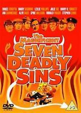 THE MAGNIFICENT SEVEN DEADLY SINS SPIKE MILLIGAN HARRY H CORBETT UK REG2 DVD NEW