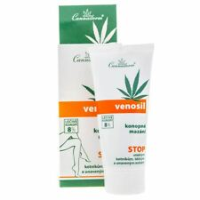 Venosil Gel For Swelling And Varicose Veins Of The Legs (100ml) Cannaderm