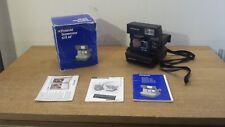 Polaroid 670AF Supercolor Boxed Vintage Instant 600 Film Camera Grade A