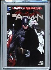 Batman #47 CGC 9.8 White Pages Ross Variant