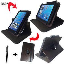 10 zoll Tablet Tasche - Asus Transformer Pad TF101 - 360° Braun 10