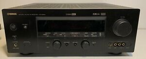 YAMAHA HTR-5860 AV SURROUND RECEIVER 665 WATTS Cinema DSP Dolby Digital Sound