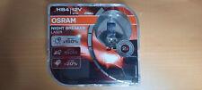 Osram Night Breaker Laser HB4 Scheinwerferlampen 2er Pack ungeöffnet