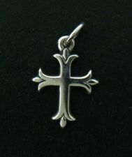 James Avery Sterling Silver Fleuree Cross Charm or Pendant