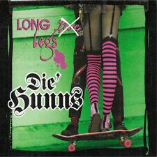 HUNNS / DUANE PETERS - LONG LEGS - ENHANCED DIGI CD WITH VIDEO
