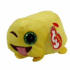 TY Beanie Boos - Teeny Tys Stackable Plush - Emoji - WINK (4 inch) - MWMTs Boo