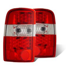 CG Chevy Tahoe / Suburban / GMC Denali 00-06 LED Tail Light Red/Clear