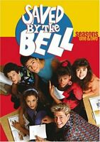 Saved by the Bell - Seasons 1 & 2 DVD