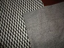 IKEA YPPERLIG BLACK & WHITE CHECKED (2) ZIPPERED PILLOW COVERS SHAMS 20 X 20