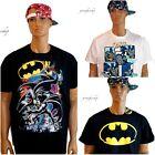 Official Batman t shirts, DC comics, WB tm tees, mens urban street marvel youth
