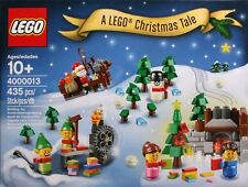LEGO Holiday - Super Rare Employee Gift - A Lego Christmas Tale 4000013 - New