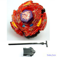 BEYBLADE METED L-DRAGO RUSH (RED) 4D System METAL FUSION MASTER FIGHT RAPIDITY
