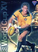 Australia Wallabies Rugby Union Trading Cards