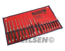 18pc 1.5mm to 9.5mm Parallel Pin Punch Tool Set with Automatic Center Punch New
