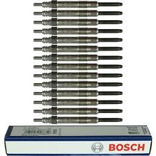 14X Original Bosch Bujías de Incandescencia 0 250 202 132 Duraterm