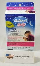 Hyland's Baby Homeopathic Nighttime Teething Relief -135 Quick-Dissolve Tablets