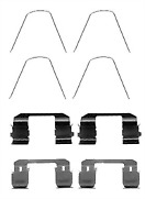 Mintex MBA1743 Brake Fitting Kit NEW
