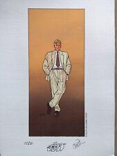 VALLES - LES MAITRES DE L'ORGE : FRANK - Ex-Libris limité à 30 ex.