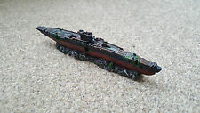 Aquarium Ship Submarine Wreck Ceramic Decoration Boat 17.5x3.5x4cm Fish Tank