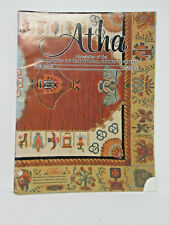 New listing Vintage April May 1996 Atha Issue 98 Rug Hooking Newsletter
