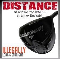 ANTI-SLICE DRAW DRIVER USGA BANNED ILLEGAL DISTANCE OFFSET GRAPHITE STIFF 10.5